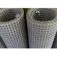 Cheap Food Grade 0.55mm 24SWG Stainless Steel Crimped Mesh for sale