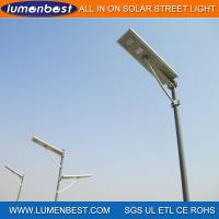 Cheap Competitive Quality 6W-80W Solar LED Street Light for sale