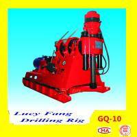 Cheap China Hot Sell  GQ-10 Big Pile Hole Drilling Rig for sale