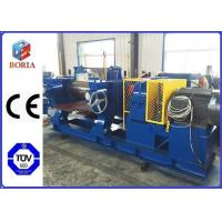 """Cheap TUV SGS Certificated Rubber Mixing Machine 48"""" Roller Working Length for sale"""