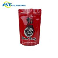 Cheap Customized Print 250G Coffee Packaging Bags User Friendly And Reusable Design for sale