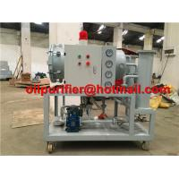 Cheap Heavy Fuel Oil Dehydration Facility,anti-explosion gasoline oil mositure separator,Coalescence Waste Diesel Oil Purifier for sale