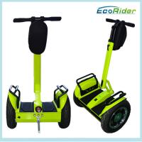 Cheap Adults 2 Wheel Electric Scooter / 2 Wheeled Motorized Scooter 43cm Vacuum for sale