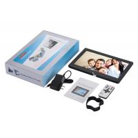 Cheap 10.1 Android System Lcd Video Brochure Advertising Player / Allwinner A33 1024x600 4g / 1g for sale