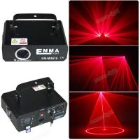 Cheap 1w 1000mW red gobos Laser Projector,Cartoon DMX, DJ Party Stage Multi effect lighting for sale