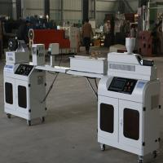 Cheap Lab Plastic Filament Extruder Machine , Desktop 3d Printer Filament Maker for sale