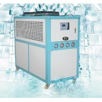 Cheap Small Water Cooled Industrial Chillers , 30 Ton Air Cooled Chiller  Digital Temperature Controller for sale