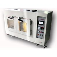 Cheap Temperature Control Adhesion Testing Machine , Oven Type Tape Retentivity Tester for sale