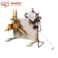 Cheap Steel Plate Coil Decoiling And Straightening Machine For Stamping for sale