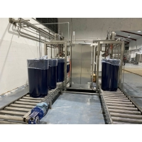 Cheap Aseptic Bag 1t/H SUS304 Mango Pulp Processing Plant for sale