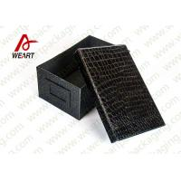 Cheap Creative Corrugated Cardboard Gift Boxes With Lids 160 * 80 * 250 Size for sale