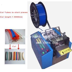 Cheap Automatic PVC tube cutting machine, auto feeding and cutting PVC tube cutter for sale