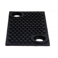 Cheap Custom Molded Rubber Parts molding materials vibration isolation rubber pad parts for sale