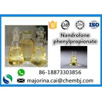 Cheap Nandrolone Phenylpropionate For Muscle Growth Steroid Hormone Raw Powder Soluble In Ethanol for sale