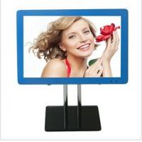 Cheap High Resolution 10 inch USB 2.0 LCD POP Display Screen With Metal Stand for sale