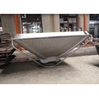 Cheap Four Corners Roof Rotational Moulding Galvanized Iron Without Scratch for sale