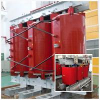 Cheap New Energy Fireproof Low Noise Transformer Dry 20 KV - 200 KVA Step Up for sale