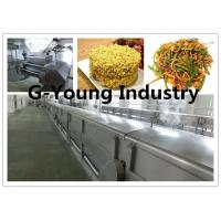 Cheap Fried Instant noodles Making Maker Production Line frying noodles machinery for sale