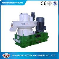Cheap Ring Die Beech Wood Press Pellet Machine CE Approved Highly Performance for sale