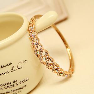 Cheap Fashion Korean Imitation Diamond Bracelet for Women in Jewelry Factory Direct 2015 for sale