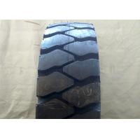Cheap Anti Sideslip Industrial Forklift Tires 8.25-12NHS Narrow Grooves Stable Performance for sale