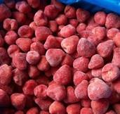 Cheap Freezing Fresh Strawberries for sale