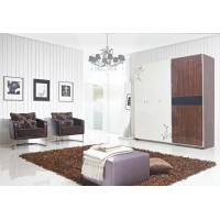 Cheap Apartment interior project Custom Furniture Modern Wooden Sliding door Wardrobe closet for sale