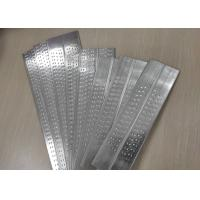 Cheap H14 H24 Anti Corrosion Aluminum Extrusion Profiles Dimple Flat Tube For Truck Radiators for sale