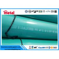 """China SEAMLESS PIPE 6"""" SCH 80  API 5L X52 PSL1 EXTERNAL COATING 3PP DIN 30678 on sale"""