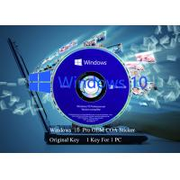 Cheap Genuine Windows 10 Product Key Working Serial Key Online Activate Customizable FQC for sale