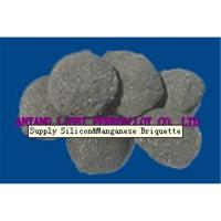 Cheap Supply Silicon&Manganese Briquette for sale