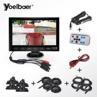 Cheap Touch Screen Intelligent Parking Assistance System Infrared Night Vision for sale