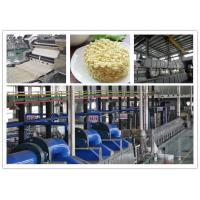 Cheap Hot Air Drying Instant Noodle Making Machine Production Line Without Oil for sale