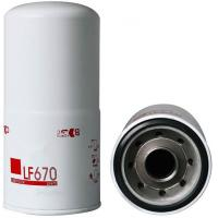 Cheap Auto parts oil filter Brand new Engine parts Truck Lube Spin On Oil Filter LF670 for sale