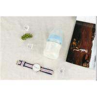 Transparent Non BPA Baby Bottles , Small Baby Feeding Bottles Toxic Free