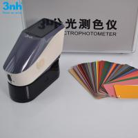 Cheap Ys3010 Colour Matching Spectrophotometer Colorimeter 8mm Measurement Aperture for sale