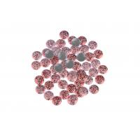 Cheap Strong Glue Crystal Hotfix Rhinestones , Sparkles Rhinestones 12 / 14 Facets for sale