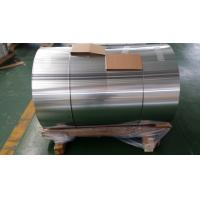 Cheap Uncladding Heat Exchanger Thick Aluminum Foil Anti - Collapsing H14 140 - 185 MPa for sale