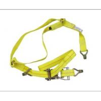 """Cheap 2"""" truck belt with J hooks yellow color for sale"""