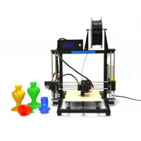 Cheap Rapid Prototyping Desktop 3D Printer , Prusa i3 Aluminum 3D Printer for sale