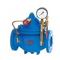 Cheap Ductile Iron Hydraulic Control Valve / Hydraulic Pressure Reducing Valve for sale