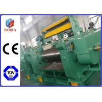Cheap Rubber Open Mixer Rubber Processing Machine 35-60 Kg Per Time Feeding Capacity for sale