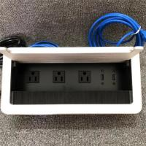 Buy cheap USB3.0 desktop power socket US standard socket custom multi-function socket from wholesalers