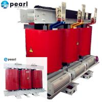 Cheap 20kV - 500 KVA Dry 3 Phase Transformer Step Up And Step Down AN Or Customized for sale