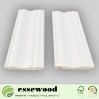 Cheap Fireproof Wooden Crown Moulding for Home Decoration for sale