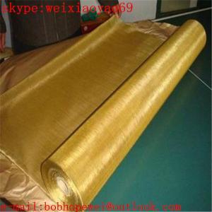 brass filter wire mesh