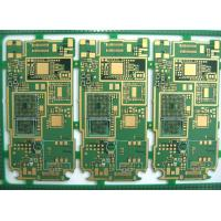 China Gold Finger Lead Free PCB AOI Inspection 0.5 Oz Copper Thickness 90mmX80mm on sale