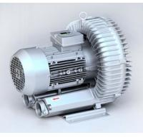 Quality 3kw Aluminum Alloy Regenerative Vacuum Blower For Water Treatment wholesale