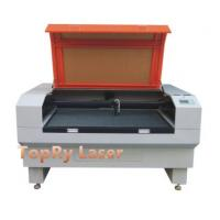 Fabric Leather Cloth Toys Laser Engraving/ Cutting Machine (JM1080)