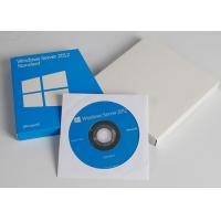 Cheap Activated Online Microsoft Windows Server 2012 Standard Retail Box DVD Key Card for sale
